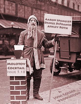 Creepy Santa Claus, Chicago 1902