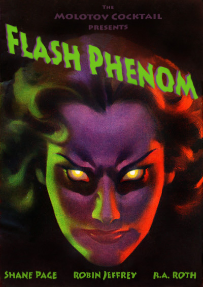 Flash Phenom cover 9